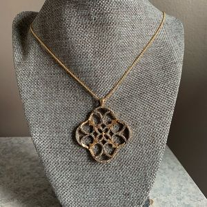 Stella and Dot pendant necklace